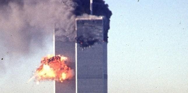 Le World Trade Center le 11 September 2001 à New York (AFP - SETH MCALLISTER)