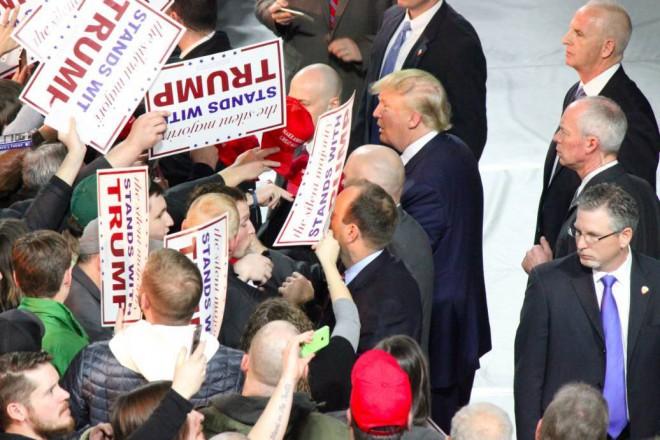 Donald Trump est désormais le seul candidat républicain en lice.