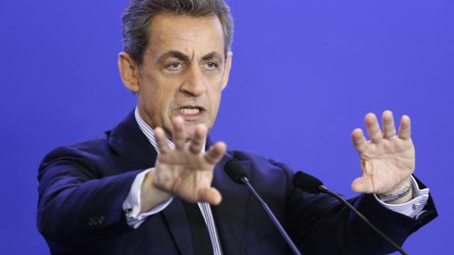 S'il y a contrôle fiscal (dans une entreprise, NDLR), « je souhaite qu'on s'en tienne à une année plus l'année en cours, pas trois ans » a affirmé lundi Nicolas Sarkoz. | Reuters