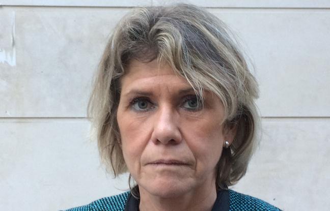 Paris, le 15 janvier 2016. Nathalie Le Roy, ancienne commandante de la Brigade financière, dénonce des dysfonctionnements dans l'enquête Kerviel. - V.VANTIGHEM / 20 MINUTES