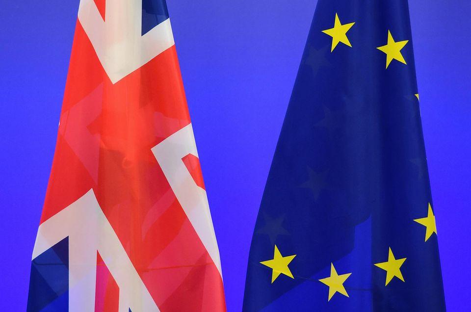 Les Britanniques voteront pour ou contre la sortie de l'UE le 23 juin. Photo Emmanuel Dunand. AFP