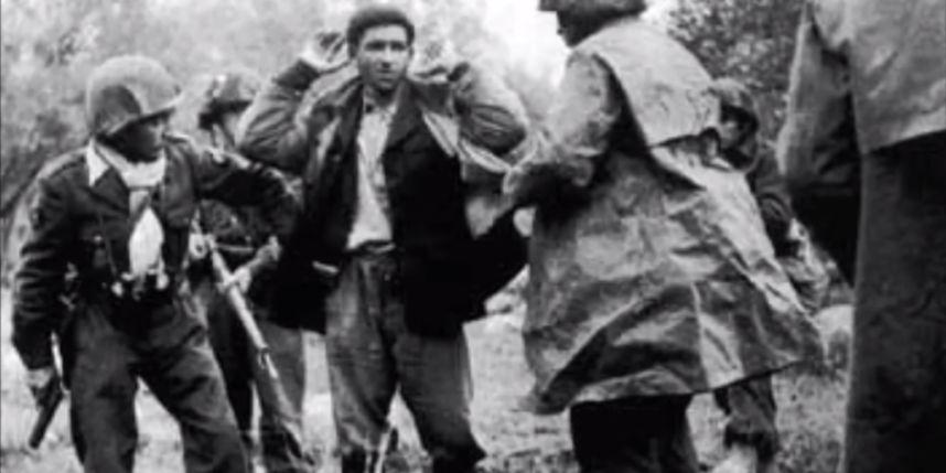 On estime à 20.000 ou 35.000, le nombre d'Arabes algériens massacrés en sept semaines dans le Nord-est algérien entre mai et juin 1945 (sources françaises).