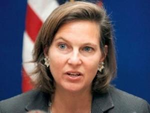 Victoria Nuland, Secrétaire d'État adjoint aux Affaires européennes