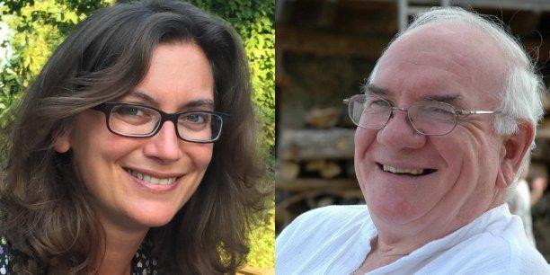 Jézabel Couppey-Soubeyran et François Morin. (Crédits : DR)