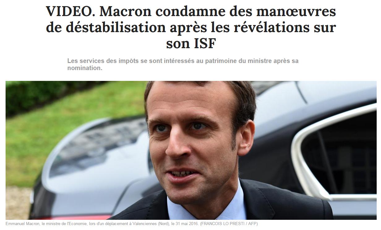 macron-destabilisation