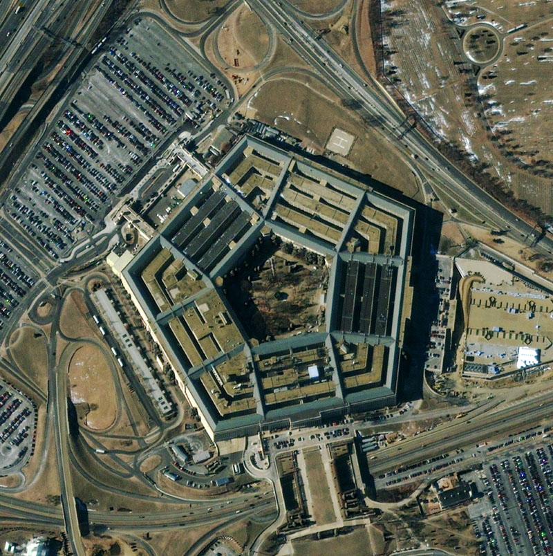 pentagone