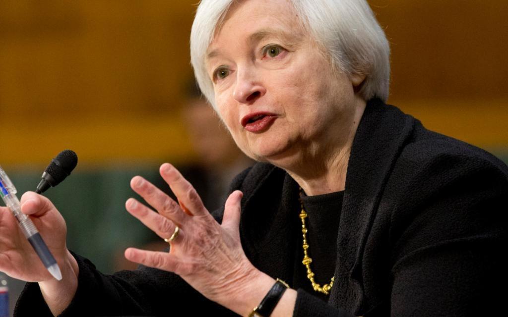 Les marchés parient que Janet Yellen, la présidente de la Fed, ne durcira pas sa position. Ils pourraient avoir tort | CREDIT: JACQUELYN MARTIN/AP PHOTO