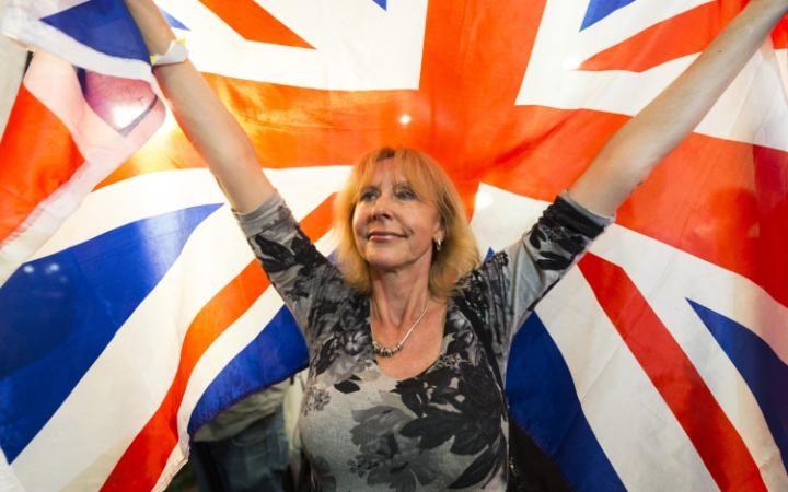 Ce référendum a été la chose la plus émouvante que j'ai vue en 40 ans de politique | Crédit : Ray Tang/REX/Shutterstock