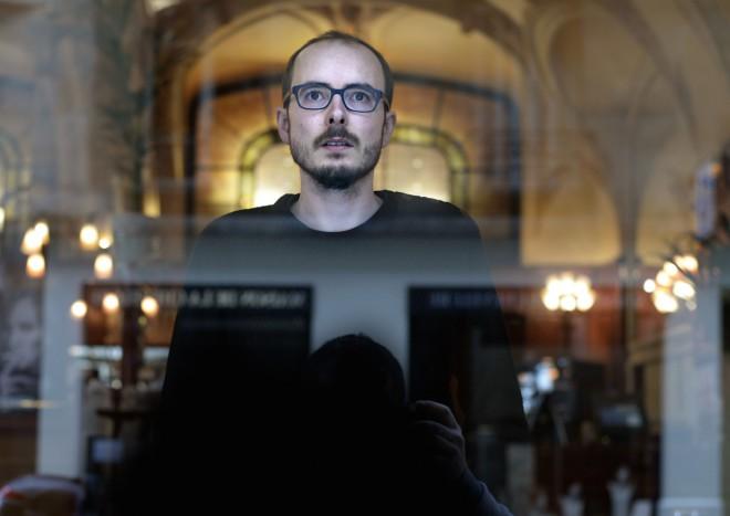 Antoine Deltour a écopé de 12 mois de prison avec sursis et 15000 euros d'amende - JEROME MARS/JDD/SIPA