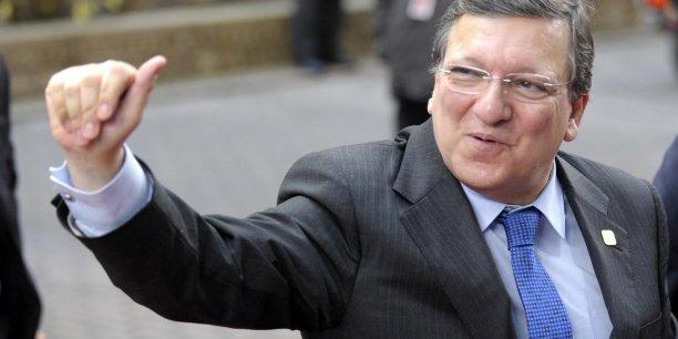 José Manuel Barroso rejoint Goldman Sachs comme président non exécutif. (Crédits : Reuters)