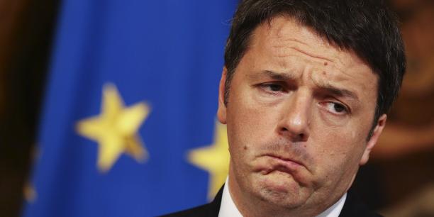 Matteo Renzi a fait un tel vide autour de lui au sein de son propre parti, le Parti démocratique, qu'il sera impossible de le remplacer par un autre homme à la présidence du Conseil. (Crédits : Reuters)