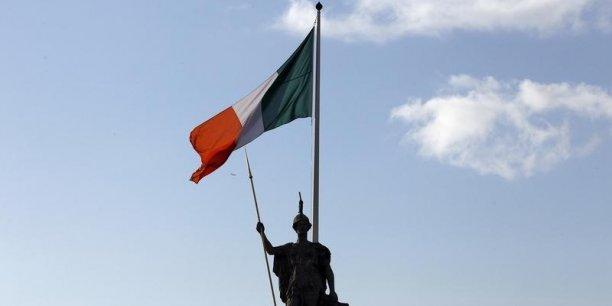 La croissance irlandaise atteint des sommets. (Crédits : © Cathal McNaughton / Reuters)