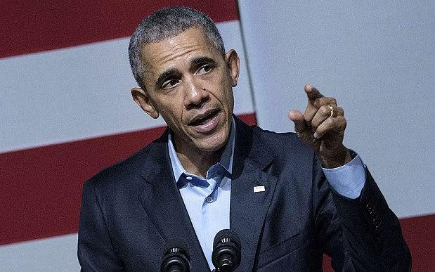 Le président américain Barack Obama a mis en garde la Grande-Bretagne de rester dans l'UE | CREDIT: AFP/GETTY