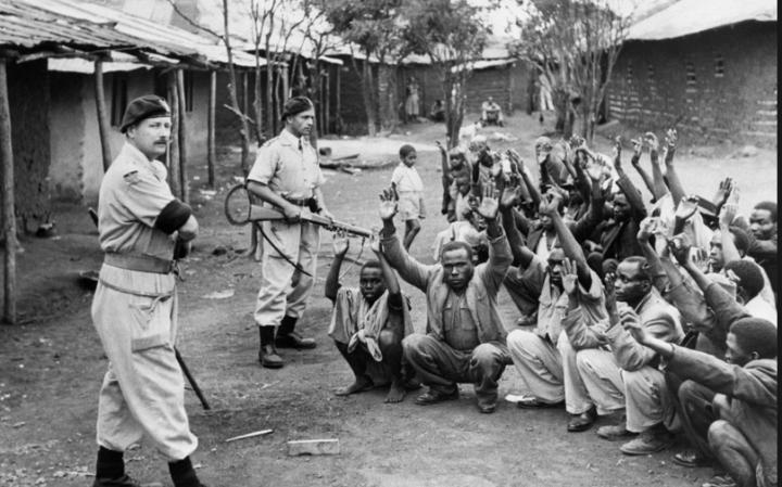 Le grand-père du président Obama était un prisonnier pendant la répression de la révolte des Mau Mau au Kenya, un épisode honteux de l'histoire coloniale britannique