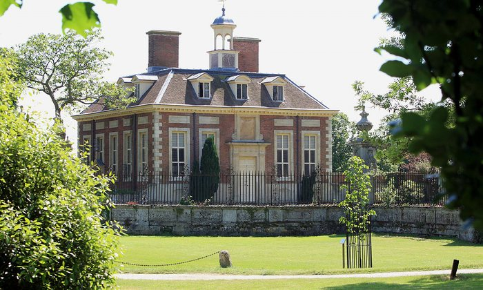 La maison de Tony Blair dans le Buckinghamshire. Photo : John O'Reilly/Rex/Shutterstock