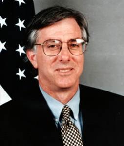 Dennis Ross, qui a été émissaire haut placé des États-Unis au Moyen Orient.