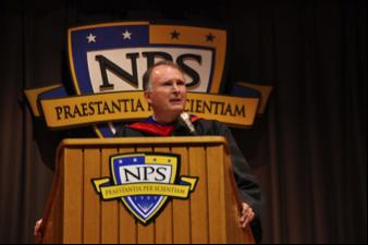 Le professeur John Arquilla de la Naval Postgraduate School, et un membre fondateur du Forum Highlands du Pentagone