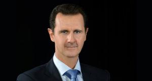 Le président Bachar el-Assad.