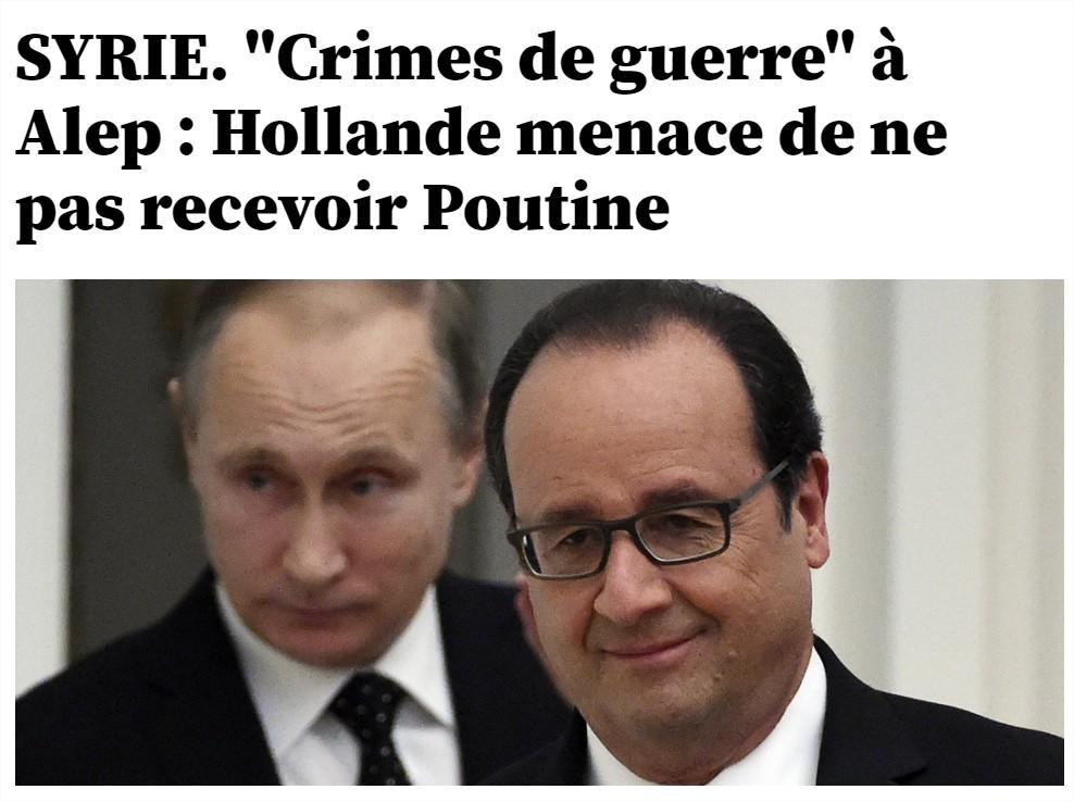 hollande-russie