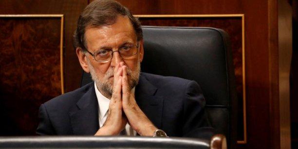 Mariano Rajoy peut espérer obtenir un vote d'investiture après la crise interne aux Socialistes espagnols. Mais est-ce une bonne nouvelle pour la stabilité politique du pays ? (Crédits : JUAN MEDINA)