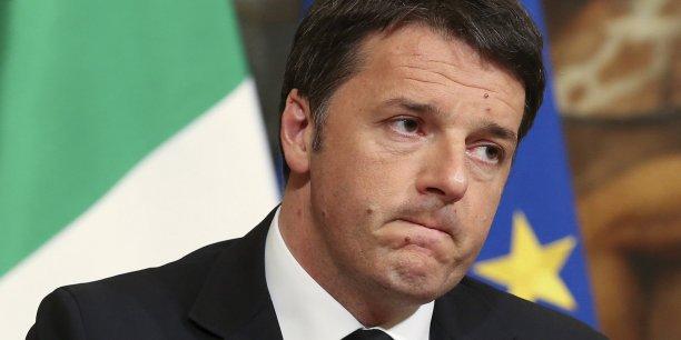 Matteo Renzi restera-t-il au pouvoir après le référendum du 4 décembre ? (Crédits : Stefano Rellandini)
