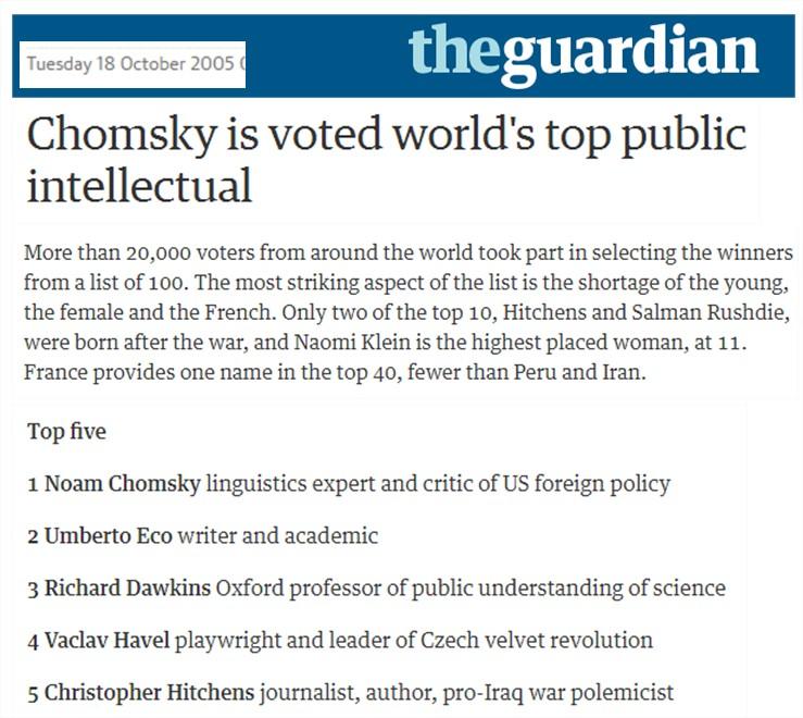 chomsky-most