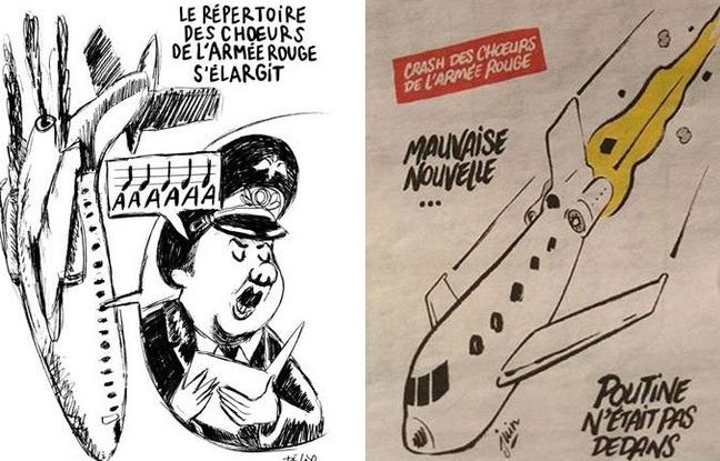 648x415_deux-caricatures-crash-avion-militaire-russe-25-decembre-2016-parues-charlie-hebdo