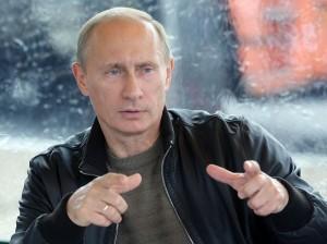 Le président russe Vladimir Poutine. (photo du gouvernement russe)