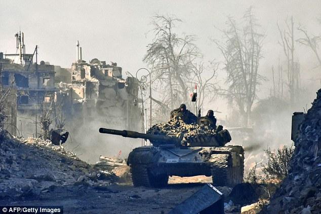 Peter Hitchens : Au milieu des bombes d'Alep, tout ce qu'on peut entendre ce sont les mensonges