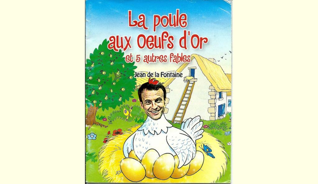 Mise à jour Macron N°1
