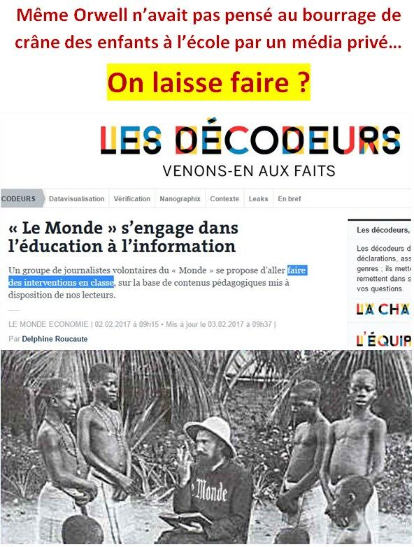 """scénario orwellien : """"Le Monde"""" crée le """"Decodex"""", comme l'Eglise avait son """"Index"""" Lemonde_deco"""