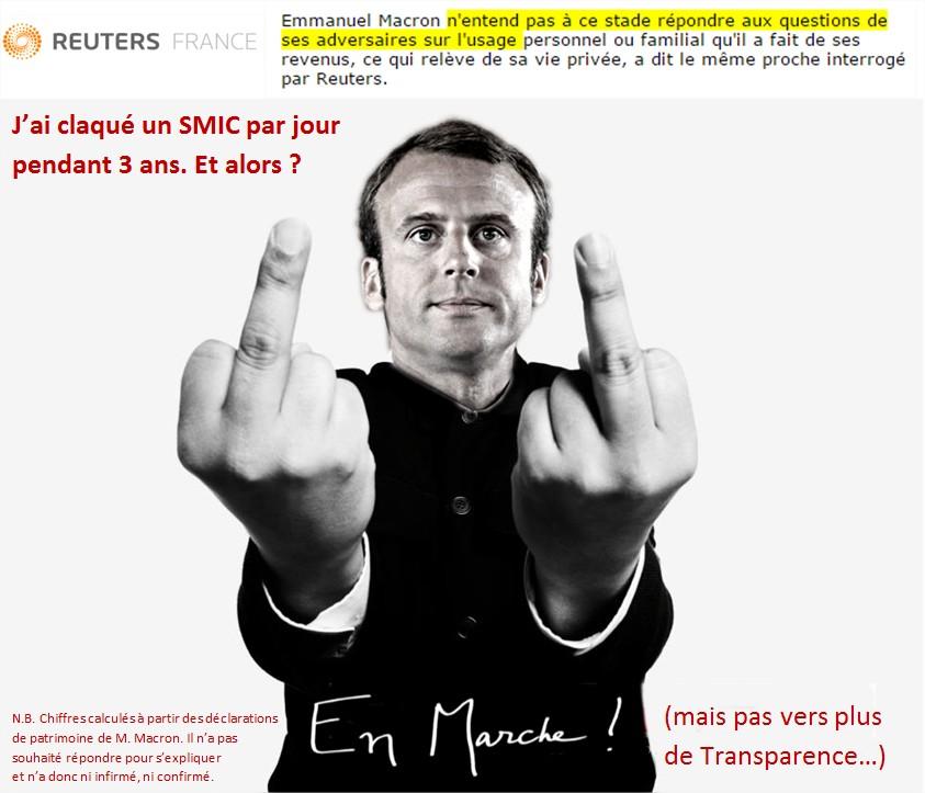 """scénario orwellien : """"Le Monde"""" crée le """"Decodex"""", comme l'Eglise avait son """"Index"""" Macron-135"""