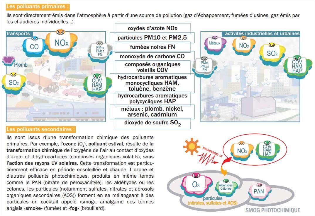polluants