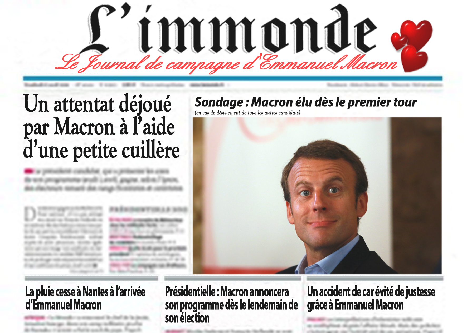 """Résultat de recherche d'images pour """"emmanuel macron millionnaire"""""""