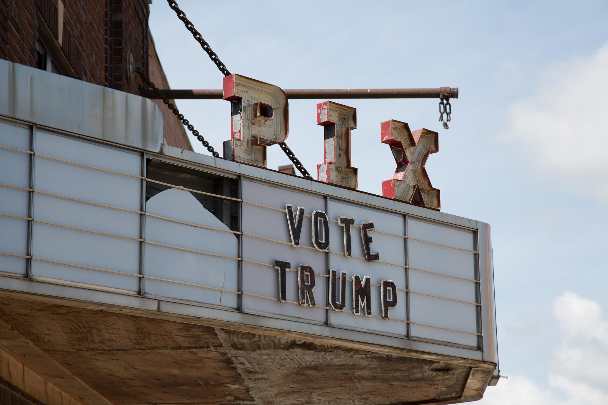 Trump's America . 5-12