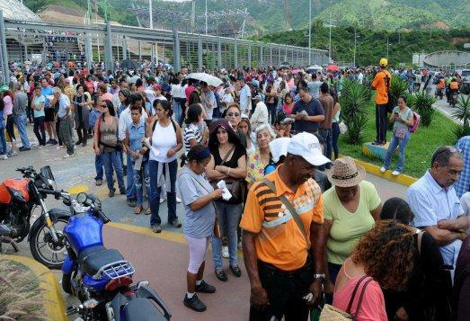 Venezuela: coup de projecteur sur les zones d´ombre médiatiques 1-2