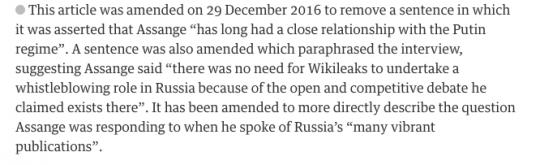 Le Washington Post obligé d'admettre que l'ingérence russe dans les élections US n'a pas existé (The Duran)  11-3