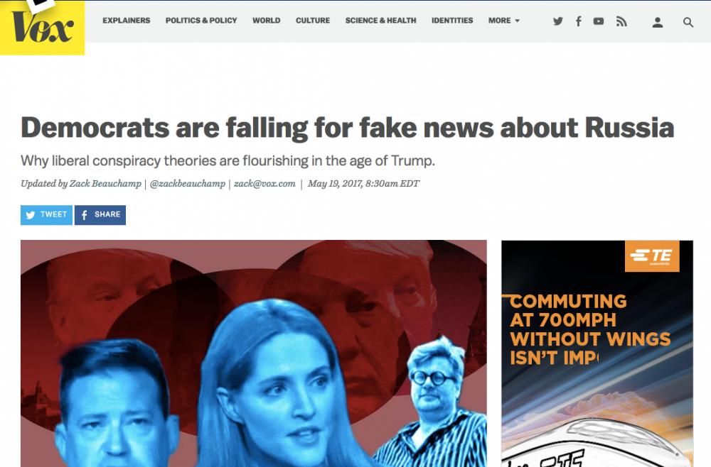 Le Washington Post obligé d'admettre que l'ingérence russe dans les élections US n'a pas existé (The Duran)  12-2