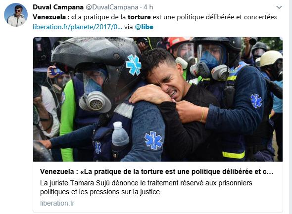 Venezuela: coup de projecteur sur les zones d´ombre médiatiques 2