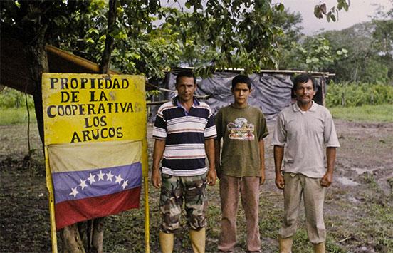 Venezuela: coup de projecteur sur les zones d´ombre médiatiques Arton2640-d481f