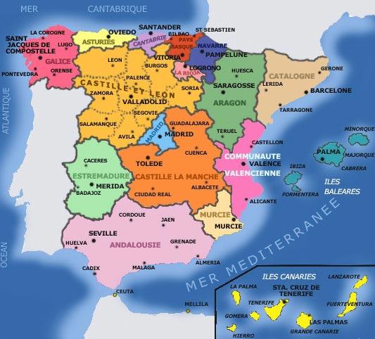 Vers une fin programmée des États ? Carte_Espagne