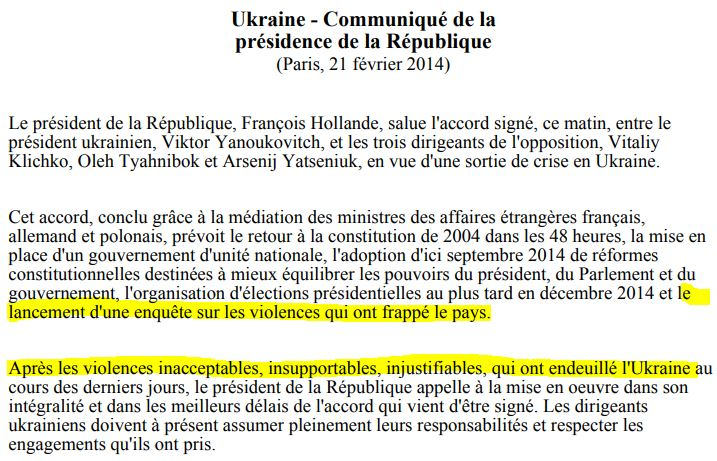 [No News] Témoignage des snipers du massacre du Maïdan: «Les ordres venaient de l'opposition»