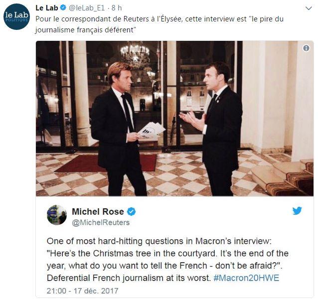 L'action du président Macron - Page 4 Lelab