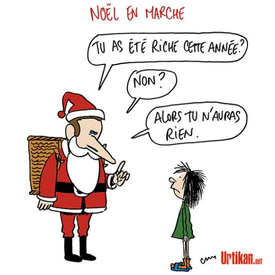 Joyeux no l - Image humoristique pere noel ...