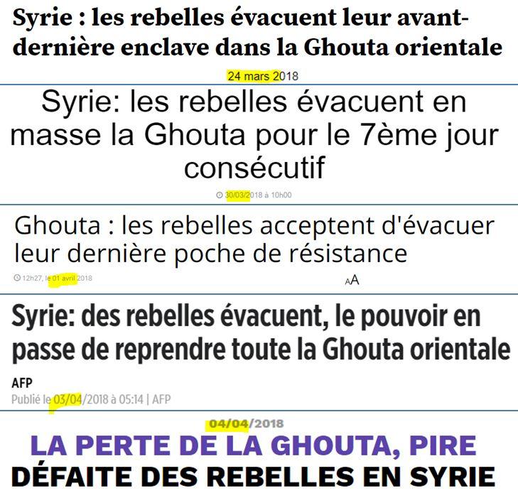 Donc, dans ce contexte, à en croire les propos de notre gouvernement,  l armée syrienne aurait alors attaqué à l arme chimique le 7 avril. 4b2b1fb3499