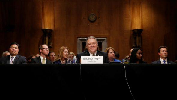 « Nous sommes exceptionnels, pas la Russie » : Pompeo adopte la ligne dure dans son discours au Sénat
