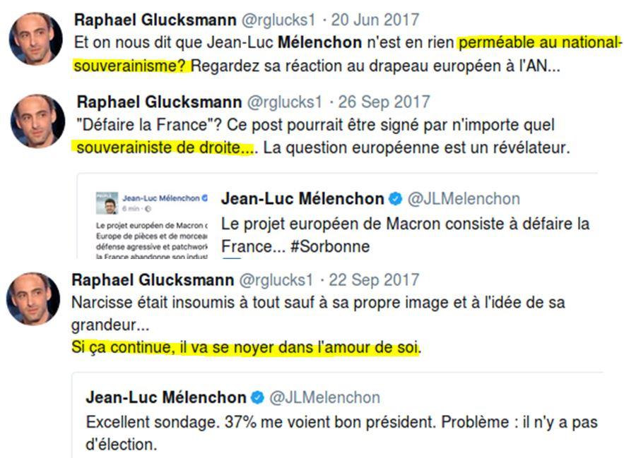 78f03ec8ca3 Je réserve donc plutôt mon soutien aux militants insoumis (et à tous les  autres militants diffamés d ailleurs) et à Mélenchon