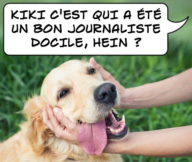 Médias, Télévision d'Etat, Propaganda Staffel - Page 11 Kiki-a-ete-journaliste-docile