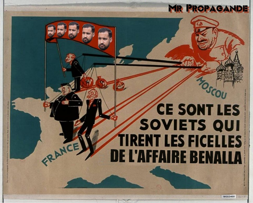 [Fake news débitées au km par les prétendus «News checkers»] Le EU DisinfoLab à l'origine d'une intox: l'affaire Benalla, produit de la «russosphère»?