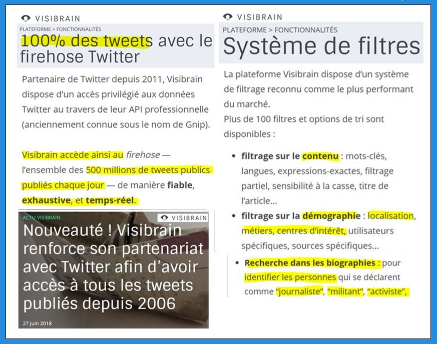 Eu DisinfoLab a utilisé un outil très puissant (et coûteux) permettant  d analyser Twitter – il s agit ici du logiciel Visibrain , qui sert  normalement à des ... 66d0cf3909ed